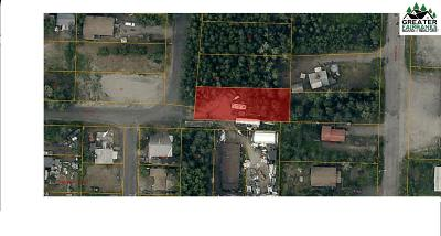 Fairbanks AK Residential Lots & Land For Sale: $16,803