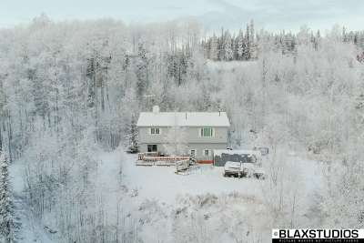 Fairbanks Single Family Home For Sale: 1323 Cartleb Road