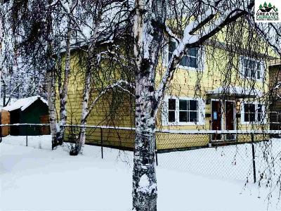 Fairbanks Duplex For Sale: 1215 McCarty Avenue
