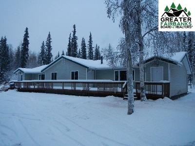 North Pole Duplex For Sale: 2550 Kathy Lee Lane