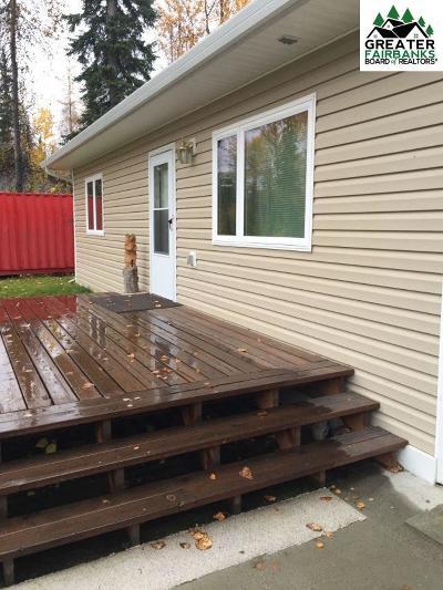 North Pole, Fairbanks, Ester, Salcha Rental For Rent: 2621 Lancelot Drive East