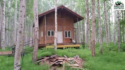 North Pole Single Family Home For Sale: Nhn Chena River
