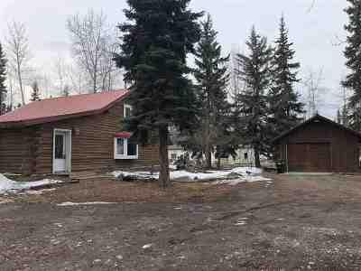 Fairbanks Single Family Home For Sale: 768 Badger Road