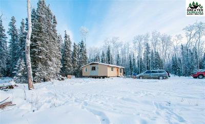 Denali Borough Single Family Home For Sale: 266.5 Mile Parks Highway