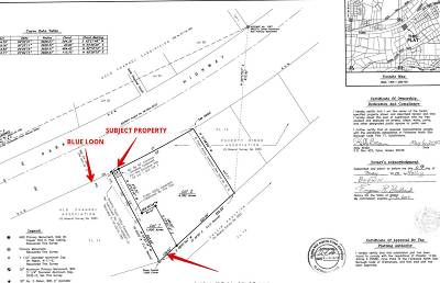 Fairbanks Commercial Lots & Land For Sale: Nhn Parks Highway