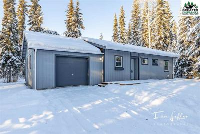 North Pole AK Single Family Home For Sale: $194,500