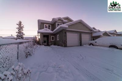 Fairbanks Single Family Home For Sale: 1501 27th Avenue