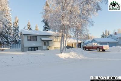 Fairbanks Single Family Home For Sale: 4626 Harvard Circle