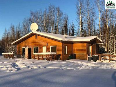 Fairbanks AK Single Family Home For Sale: $229,900