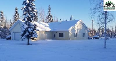 North Pole Single Family Home For Sale: 1216 Shooting Star