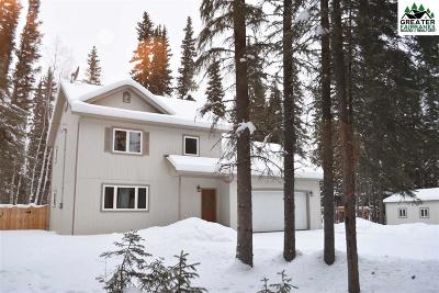 North Pole Single Family Home For Sale: 1830 Mount Wrangell Street
