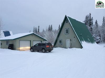 North Pole, Fairbanks, Ester, Salcha Rental For Rent: 720 Cyclone Drive
