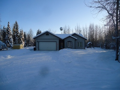 Single Family Home For Sale: 1215 Labrador Tea Court