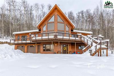 Fairbanks AK Single Family Home For Sale: $435,000