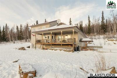 Fairbanks AK Single Family Home For Sale: $384,900