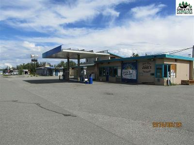 Delta Junction Commercial For Sale: 1544 Richardson Highway