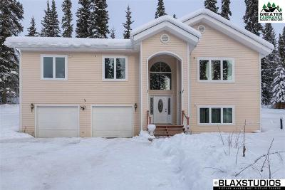 Fairbanks Single Family Home For Sale: 620 O'leary Road