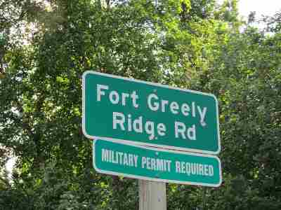 Delta Junction Residential Lots & Land For Sale: Nhn Ft. Greely Ridge Road