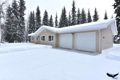 North Pole Single Family Home For Sale: 1565 Cygnus Court