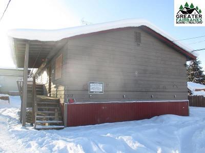 Fairbanks Single Family Home For Sale: 317 2nd Street