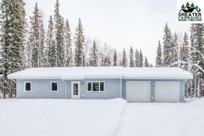 North Pole Single Family Home For Sale: 1110 Lolla Mae Street