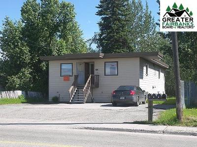 Fairbanks Multi Family Home For Sale: 1641 Gillam Way