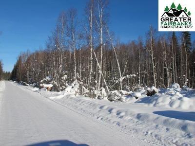 Fairbanks Residential Lots & Land For Sale: Nhn Bottles Street