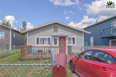 Fairbanks Single Family Home For Sale: 1010 27th Avenue