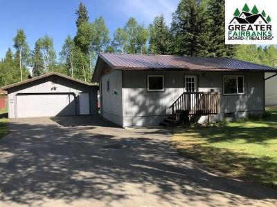 North Pole AK Single Family Home For Sale: $199,900