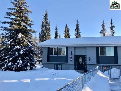 Fairbanks Single Family Home For Sale: 1506 Evergreen Street