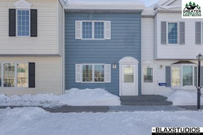 Fairbanks Condo/Townhouse For Sale: 1587 Gillam Way