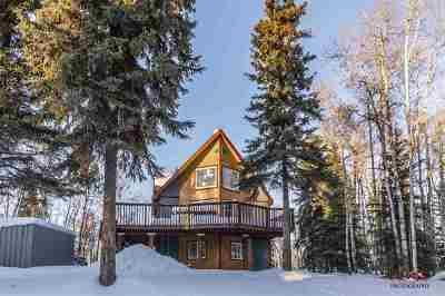 Fairbanks Single Family Home For Sale: 3250 Edby Road