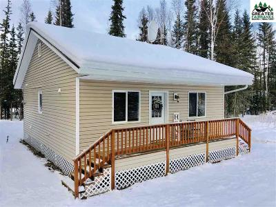 North Pole AK Single Family Home For Sale: $169,800