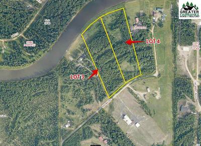 NORTH POLE Residential Lots & Land For Sale: 501 Keeling Road