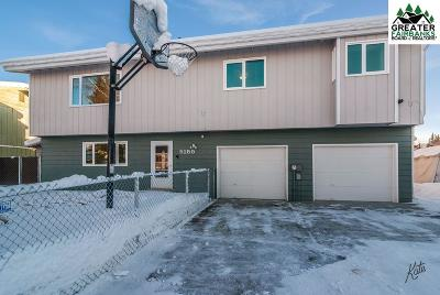 Fairbanks Single Family Home For Sale: 5155 Chilkoot Drive