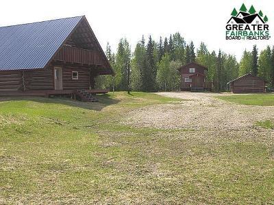 North Pole,  Fairbanks, Ester, Salcha Duplex For Sale: 859 Chena Pump Road