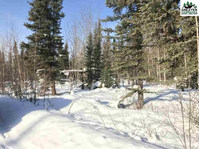 NORTH POLE Residential Lots & Land For Sale: 2600 Counsell Lane