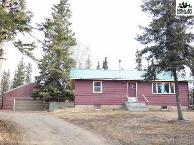 Single Family Home For Sale: 5068a Alaska Highway