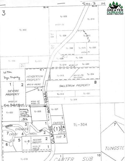 Fairbanks Residential Lots & Land For Sale: Gilmore Trail