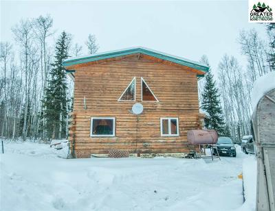 Nenana Single Family Home For Sale: Nhn Kiglowa Drive