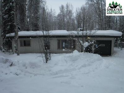 Fairbanks Single Family Home For Sale: 1251 Heath Avenue