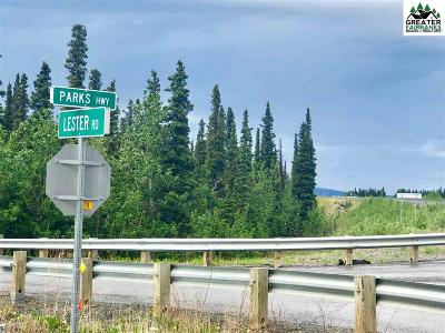 Healy Residential Lots & Land For Sale: Nhn George Parks Highway