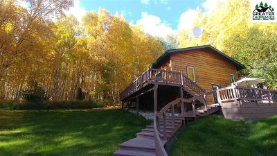 Fairbanks Single Family Home For Sale: 798 Gold Mine Trail