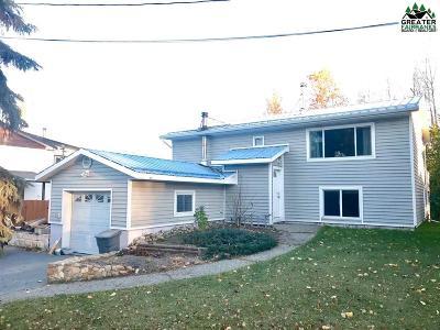 Fairbanks Single Family Home For Sale: 584 Slater Drive
