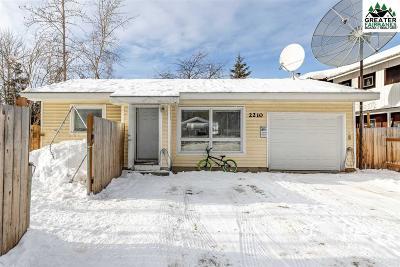 Single Family Home For Sale: 2210 Rickert Street