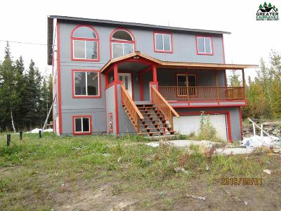 Delta Junction Single Family Home For Sale: 3696 Richardson Highway