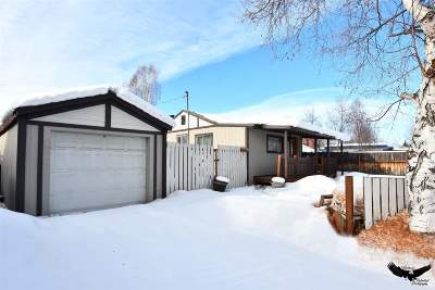 Fairbanks Single Family Home For Sale: 1556 Noble Street