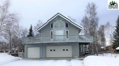 Fairbanks Single Family Home For Sale: 1142 Coppet Street