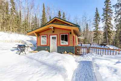 Fairbanks Single Family Home For Sale: 1640 Snowbasin Road