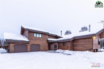 Fairbanks, North Pole Single Family Home For Sale: 1750 Cosgrave Drive